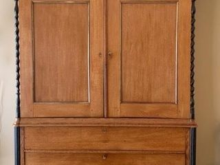 Exceptional Danish Cupboard Wardrobe
