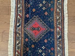 Antique Persian Rug with Great Colour