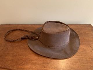 Mexican Size Small leather Hat