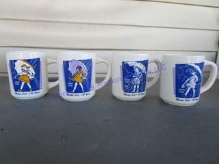 MORTON SAlT CUPS