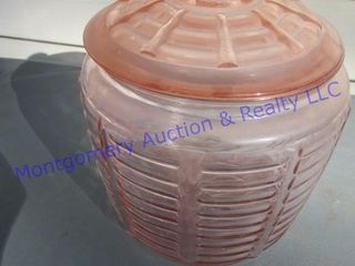 PINK CANDY DISH
