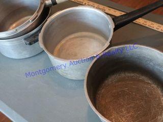 Heavy Aluminum cook ware