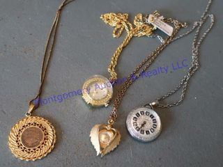 watch necklaces