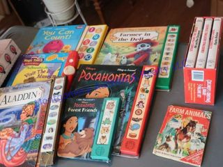 play and sound books