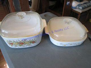 corningware roasters