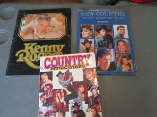 country music books