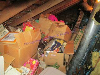 attic items