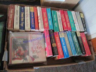 Danielle Steele and romance novels