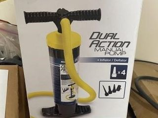Sea Doo dual action manual pump  brand new in the