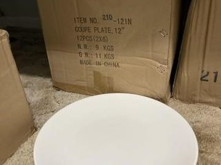 Cameo China  durable 12 12IJ coupe plates
