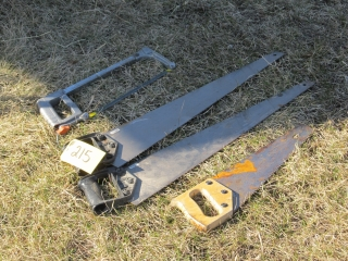 Timed online Industrial +Farm Closeout auction for Snoopy Const.and the estate of Abram Reimer