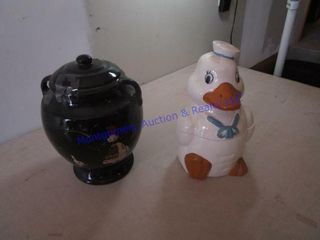 DUCK COOKIE JARS