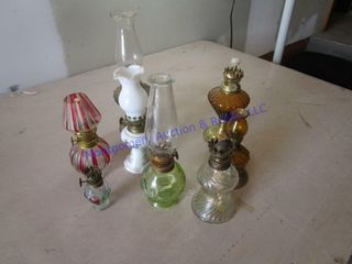 MINATURE OIl lAMPS