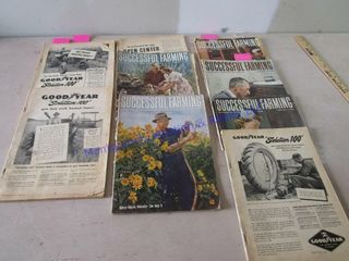 1945 SUCCESSFUl FARMING MAGAZINES