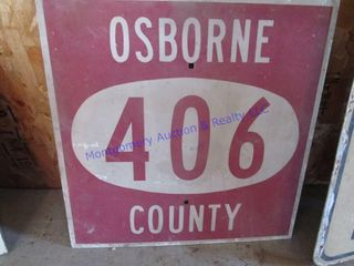 OSBORNE CO SIGN