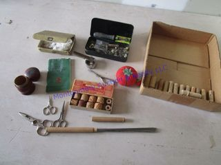 OlD SEWING ITEMS