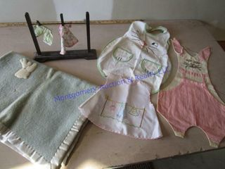 OlD RABBIT APRONS