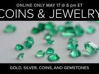 Coins, Jewelry, & Collectibles