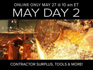 May Monthly Day 2 Auction