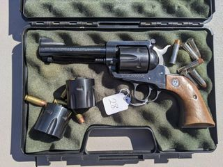 Ruger Black Hawk Convertable  357MAG 9mm