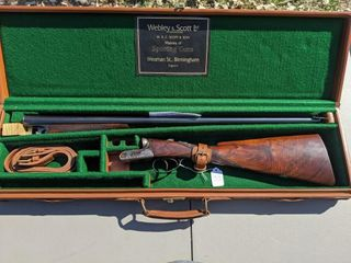 Webley   Scott ltd  Model 700 12ga