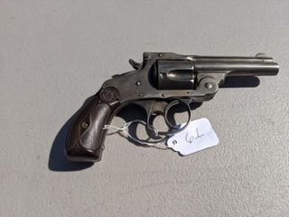 Smith   Wesson  32 Safety 3rd Model