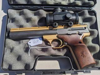 Browning Buck Mark  22lR