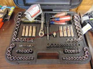 104pc Craftsman tool set