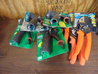 Group of new pruners  water nozzles