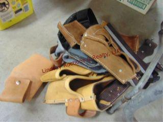 3 tool belts