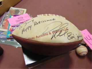 KC Chiefs signed limited Edition of 25 000 series4