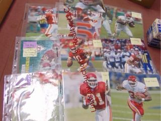 Pictures of KC Chiefs  Trent Green  Priest Holmes