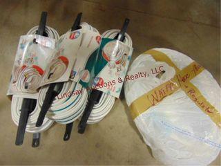 3  NIP Marine Recreation hoses   used hose