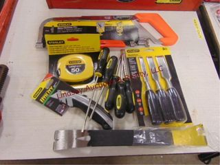 Group NEW Stanley tools SEE PICS