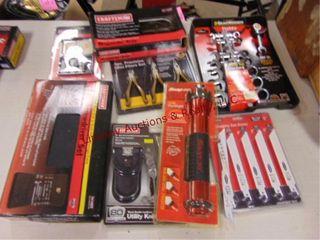 8pcs Craftsman tools SEE PICS