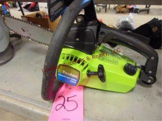 Poulan Counter Vibe 2300 chainsaw