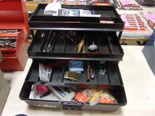 Toolbox w  contents SEE PICS