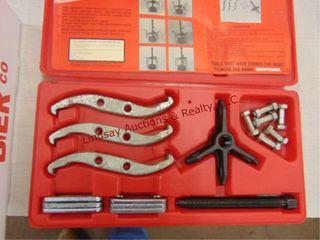 Craftsman universal gear bearing puller