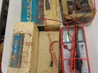 Group  testers meters
