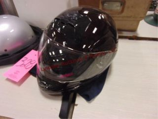 Summit II Vega full face motorcycle helmet size l