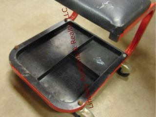 Ex Cell rolling seat