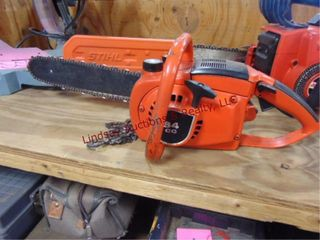 Mighty Might 34cc chainsaw