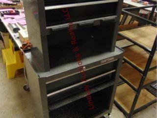5 drawer Craftsman tool box on whls 26 x14 x54