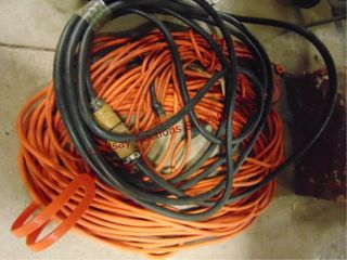 3 ext cords