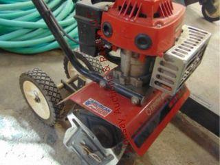 Troybilt gas pwrd mini tiller