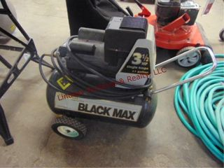 Sanborn Blackmax 3 5HP 11gal air compressor