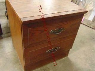 Wood Cabinet 19x19x21 5