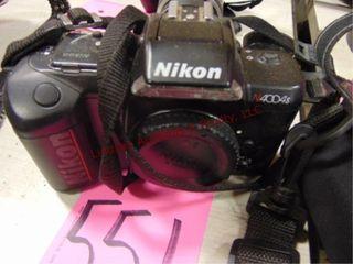 Nikon N4004S 35 camera No lense