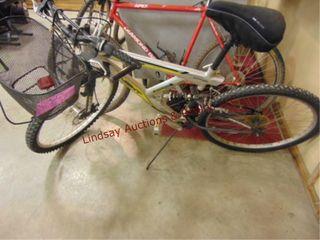 Next mountain ridge alum frame bike w