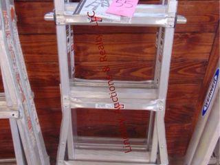 Gorilla multi function ladder
